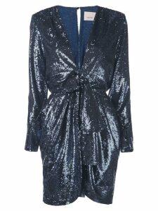 Cinq A Sept Skylar sequin dress - Blue
