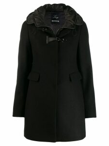 Fay waterproof hood coat - Black