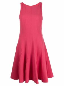 Emporio Armani sleeveless day dress - Pink