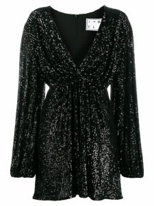 In The Mood For Love Young sequin dress - Black