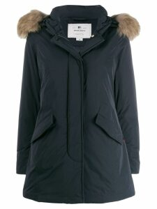 Woolrich luxury Arctic parka - Blue