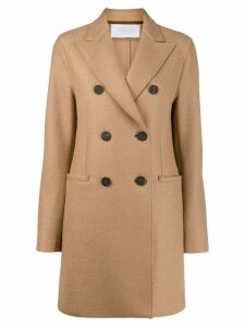 Harris Wharf London double buttoned coat - Neutrals