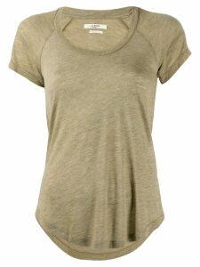 Isabel Marant Étoile raglan T-shirt - Green