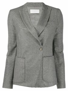 Fabiana Filippi classic fitted blazer - Grey