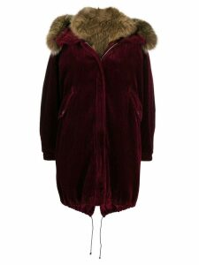 Blancha Lermy coat - Red