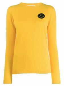 Bella Freud Happy jumper - Yellow