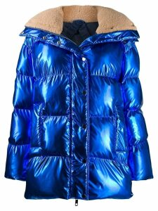 P.A.R.O.S.H. padded coat - Blue