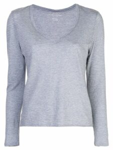 Majestic Filatures loose-fit knitted jumper - Grey