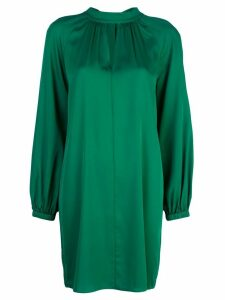 Milly shift evening dress - Green