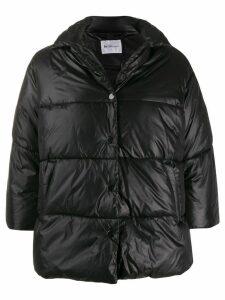 be blumarine shell padded jacket - Black