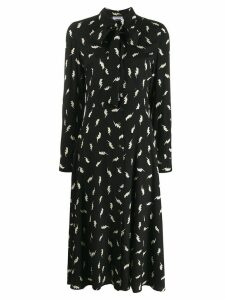 P.A.R.O.S.H. Lightening Bolt dress - Black