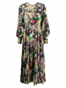 Rotate floral maxi dress - 6123 Wild Flower