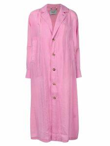 Rachel Comey Kilo trench coat - PINK