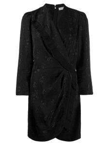 Sandro Paris Walls dress - Black