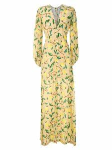 Isolda Ametista dress - Yellow