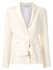 Isolda Strid blazer - White