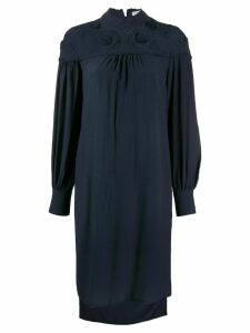 See By Chloé embroidered dress - Blue