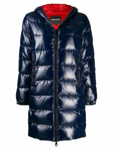 Duvetica padded coat - Blue