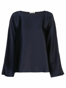 The Row Dylia structured blouse - Blue
