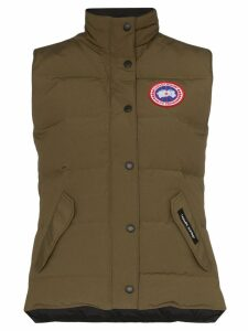 Canada Goose Freestyle padded vest - Green