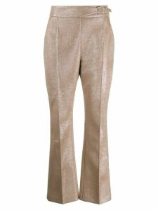 Ermanno Scervino high waisted trousers - Pink