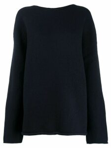 Jacquemus oversized jumper - Blue