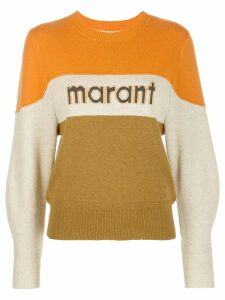 Isabel Marant Étoile Kedy sweatshirt - Green