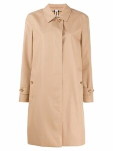 Burberry Pimlico Car trench coat - Neutrals