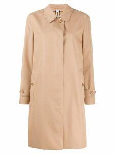Burberry Pimlico Car trench coat - Neutrals