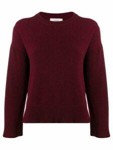 Pringle Of Scotland slim-fit cashmere sweater - Red