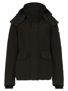 Canada Goose Blakely hooded parka - Black
