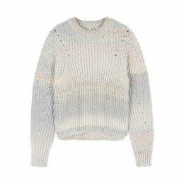 Acne Studios Striped Chunky-knit Jumper