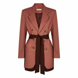 Rejina Pyo Coral Wool-blend Blazer