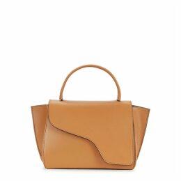 ATP Atelier Arezzo Leather Top Handle Bag