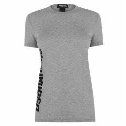 DSquared2 Underwear Side Logo T Shirt