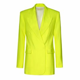 JIRI KALFAR - Short Powder Pink Dress With Embroidery