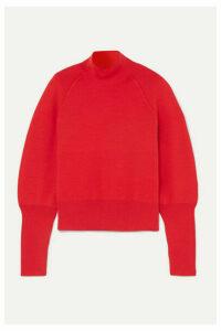 Acne Studios - Kelenor Wool Turtleneck Sweater - Red