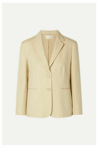 The Row - Lobton Cotton-blend Blazer - Beige