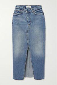 Mackintosh - Hooded Bonded Cotton Trench Coat - Black