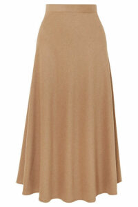 Giuliva Heritage Collection - Ada Camel Hair-blend Midi Skirt - IT38