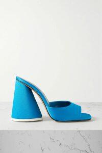 CASASOLA - Ribbed Stretch-knit Dress - Pink