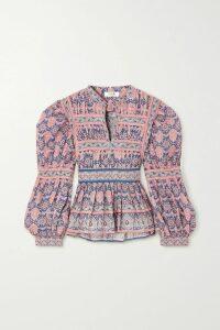Dolce & Gabbana - Leopard-print Silk-blend Midi Dress - Leopard print