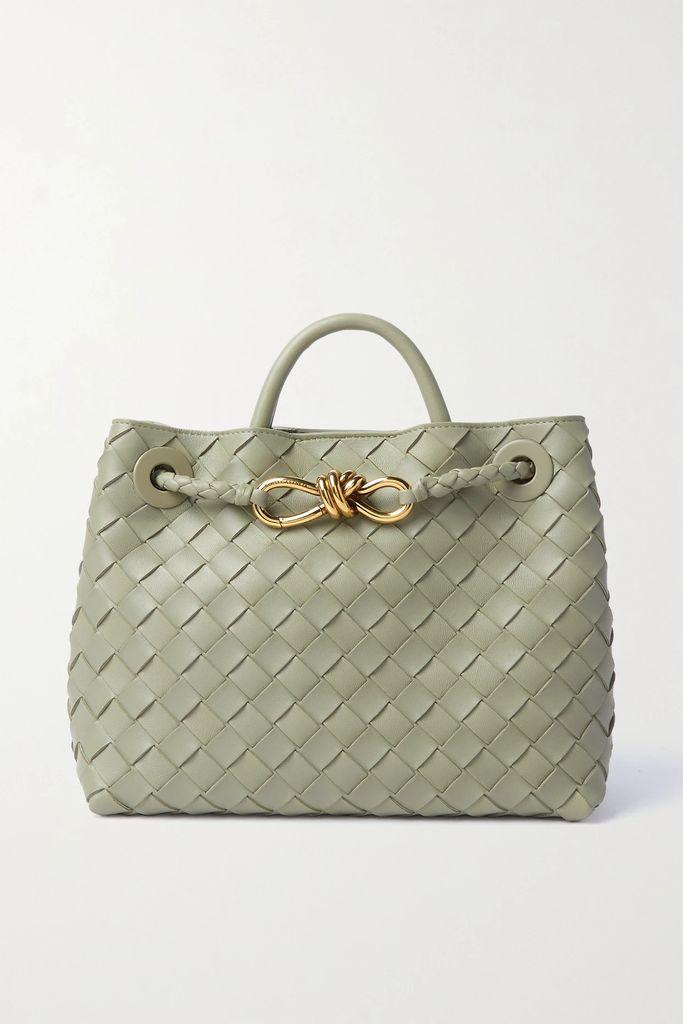 Dolce & Gabbana - Lace-trimmed Cady Skirt - Black