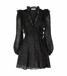 Bowie Ruffle Mini Dress