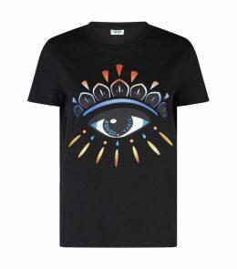 Multicoloured Eye T-Shirt