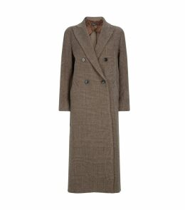 Wool Porfido Coat