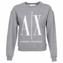 Armani Exchange  8NYM02-YJ68Z-3932  women's Sweatshirt in Grey