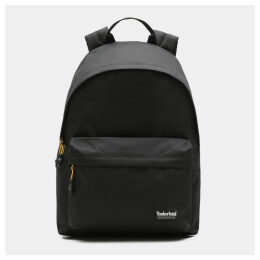 Timberland Crofton Backpack In Black Black Unisex, Size ONE