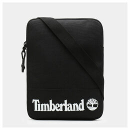 Timberland Mini Cross Body Bag In Black Black Unisex, Size ONE