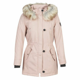 Only  ONLIRIS  women's Parka in Pink